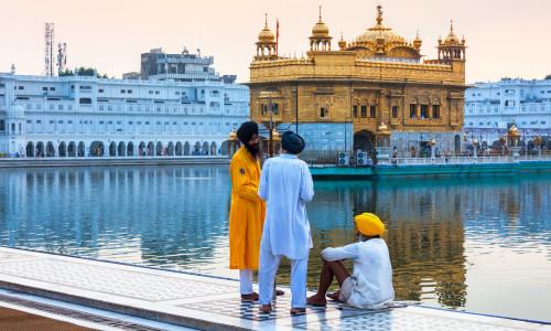 Насыщенная экскурсионная программа по Индии