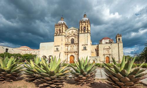 Большой экскурсионный тур в Мексику