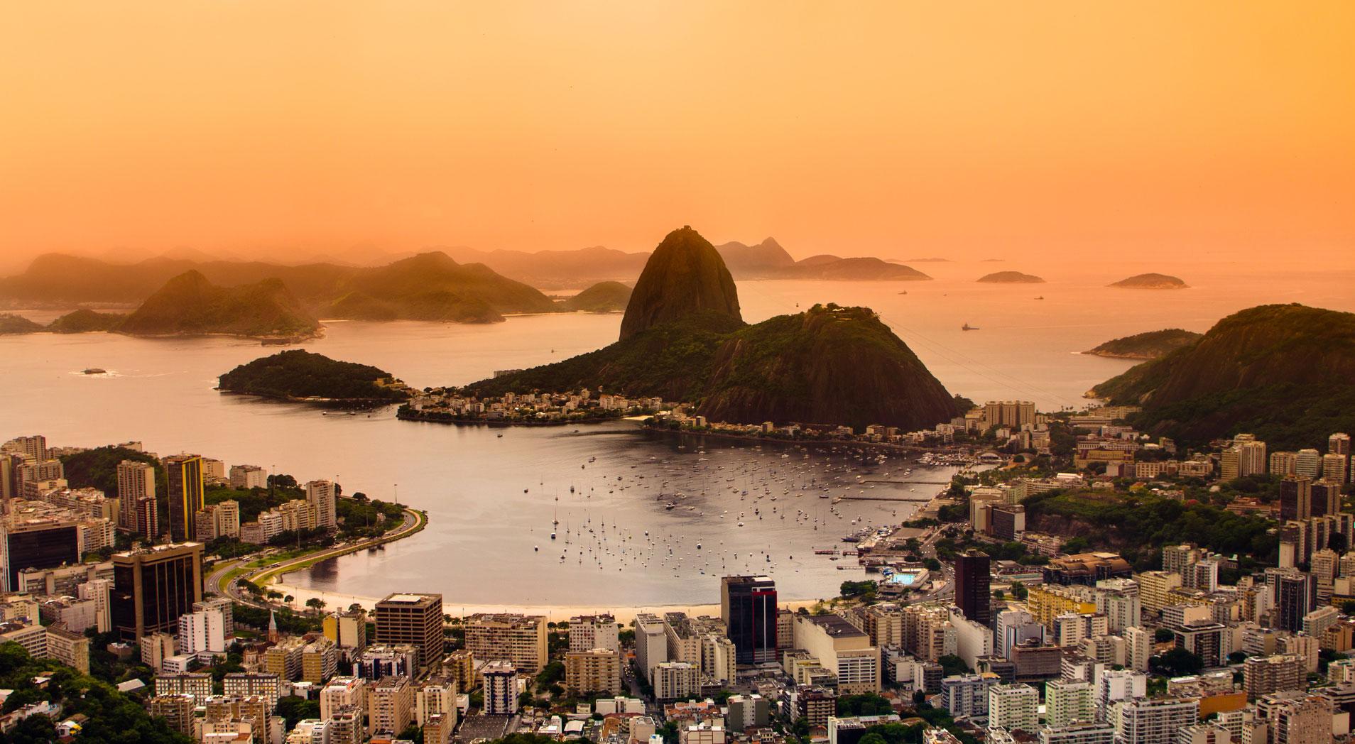 Индивидуальные туры в Бразилию из Минска