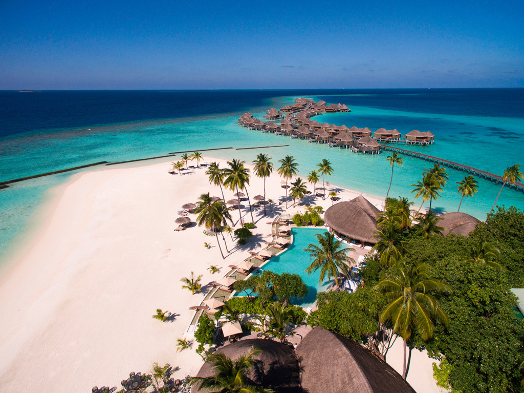 Отдых на Мальдивах. Constance Halaveli 5*
