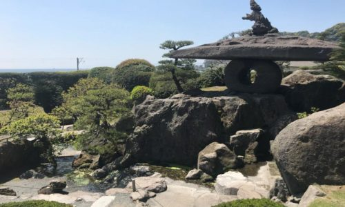 кагосима япония